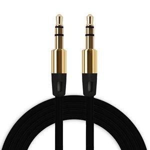3.5mm AUX câble 1m câble Audio voiture casque haut-parleur câble