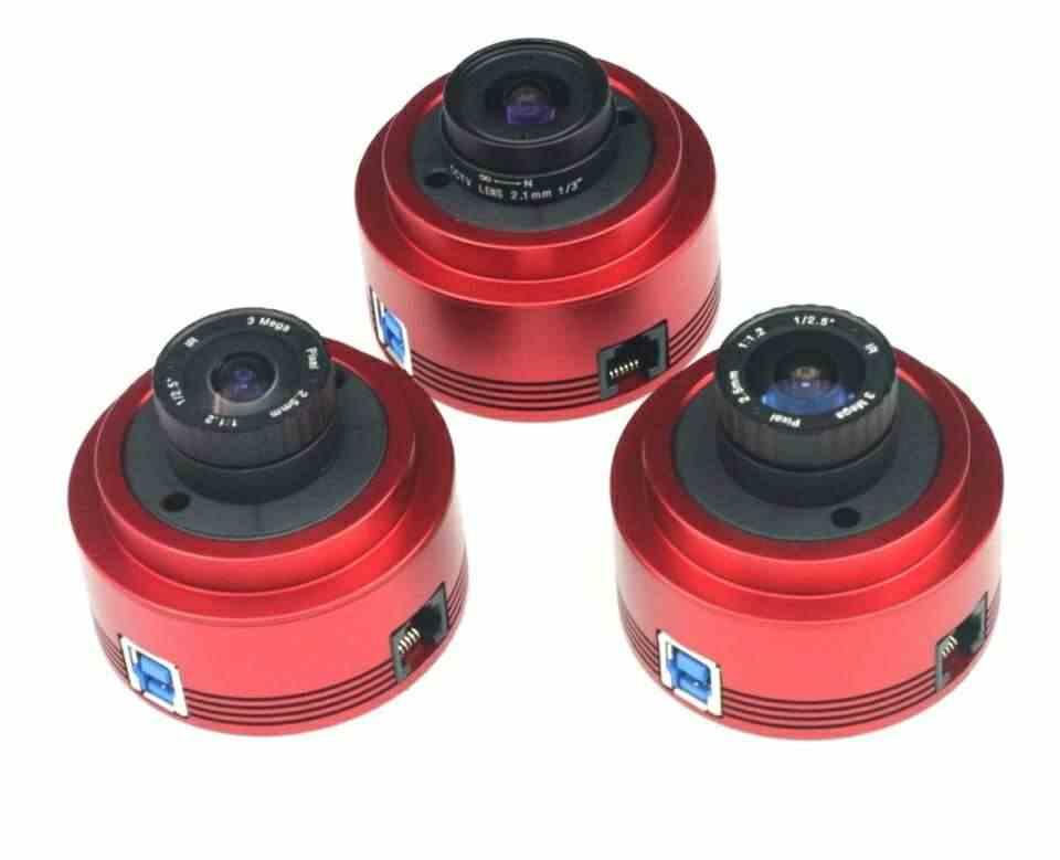 Цветная астрономическая камера ZWO ASI224MC ASI, Планетарная Солнечная Лунная визуализация/Руководство по высокоскоростному USB3.0 224 224MC ASI224 ASI224 MC