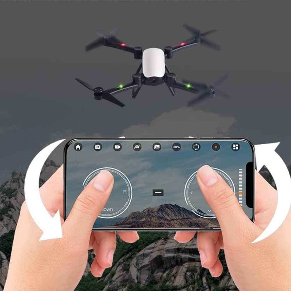X9Tw Радиоуправляемый Дрон 1080P камера складной wi-fi-квадрокоптер вертолет четырехосный самолет Hd передача изображения