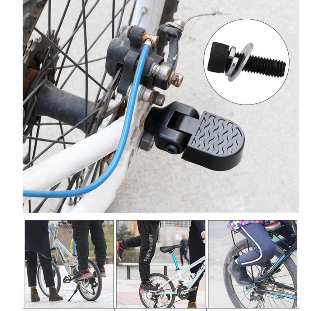 Nouveau Aluminium Antidérapant Durable Pédales VTT Vélo Pédales de Bicyclette