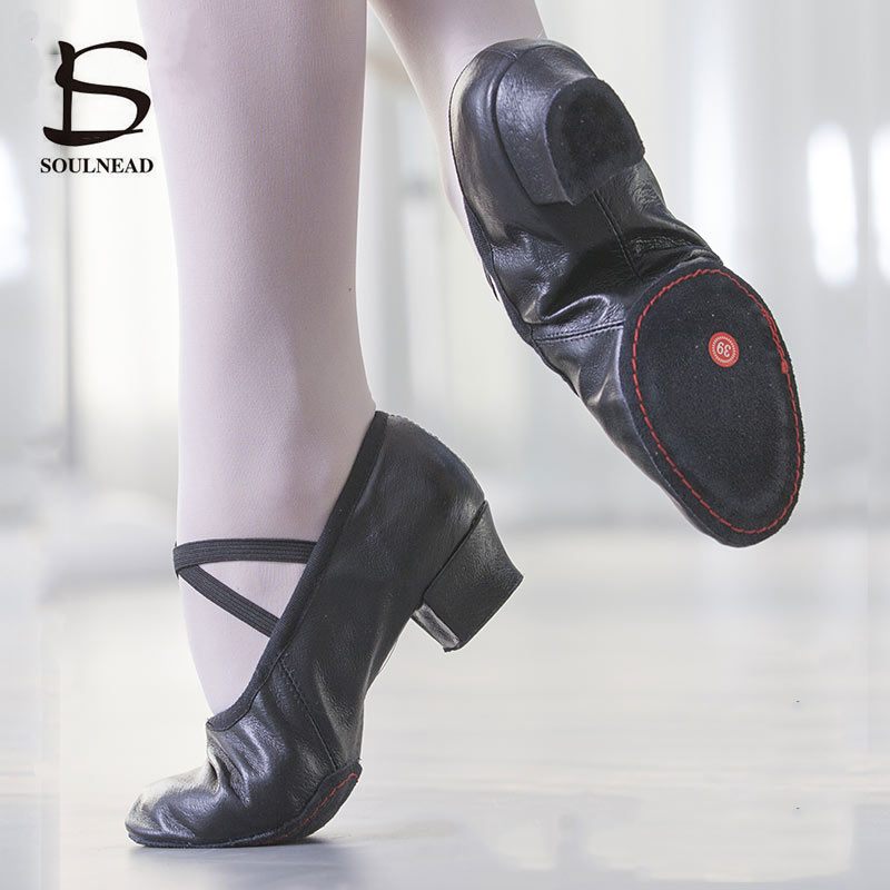 New Ballet Dancers Professional Shoes Soft Girls/Women Practice Dancing Shoes For Latin Ballroom Tango Teachers Discount Coupons