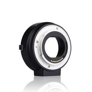 Image 2 - Meike MK C AF4 AF Auto Focus Lens Adapter Ring for EOS M mount Mirrorless Camera to EF S Lens to EF Mount Camera Lennings