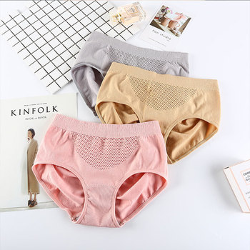 Women Cotton underwear Sexy Panties Seamless Underpants For Female Pure Cotton Soft Briefs Mid Waist Briefs Lingerie For Women women cotton underwear sexy panties seamless underpants for female pure cotton soft briefs mid waist briefs lingerie for women