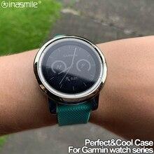 Cover Screen-Protector Protective-Case Garmin Vivoactive Forerunner 935 Smart-Watch TPU