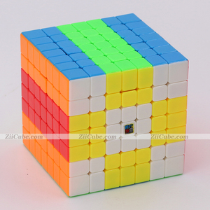 Image 2 - Puzzle Magic Cube Moyu cubing classroom Mofang Jiaoshi MF8 Meilong 8x8x8 professional speed cube8x8 toy educational twist game