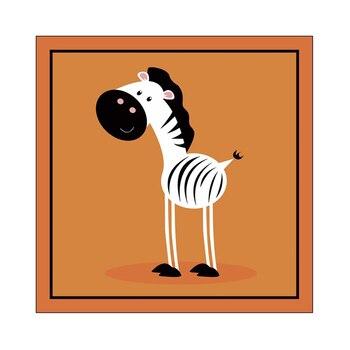 Pañuelo cuadrado de seda de Luna y Delfín 50x50cm pañuelo de ilustración literaria Vintage pequeño burro rojo diademas bufanda pulsera de la muchacha