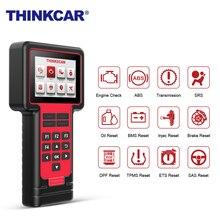 Thinkcar – outil de Diagnostic de voiture Thinkscan 609, lecteur de Code OBD2, ECM, TCM, ABS, SRS, huile, TPMS, frein, SAS, ETS, BMS, DPF, réinitialisation