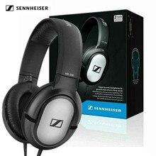 Sennheiser HD 206 Stereo WIRED Headphones Earphones Over Ear Black High Quality Stereo Music Sport Sennheiser Headset