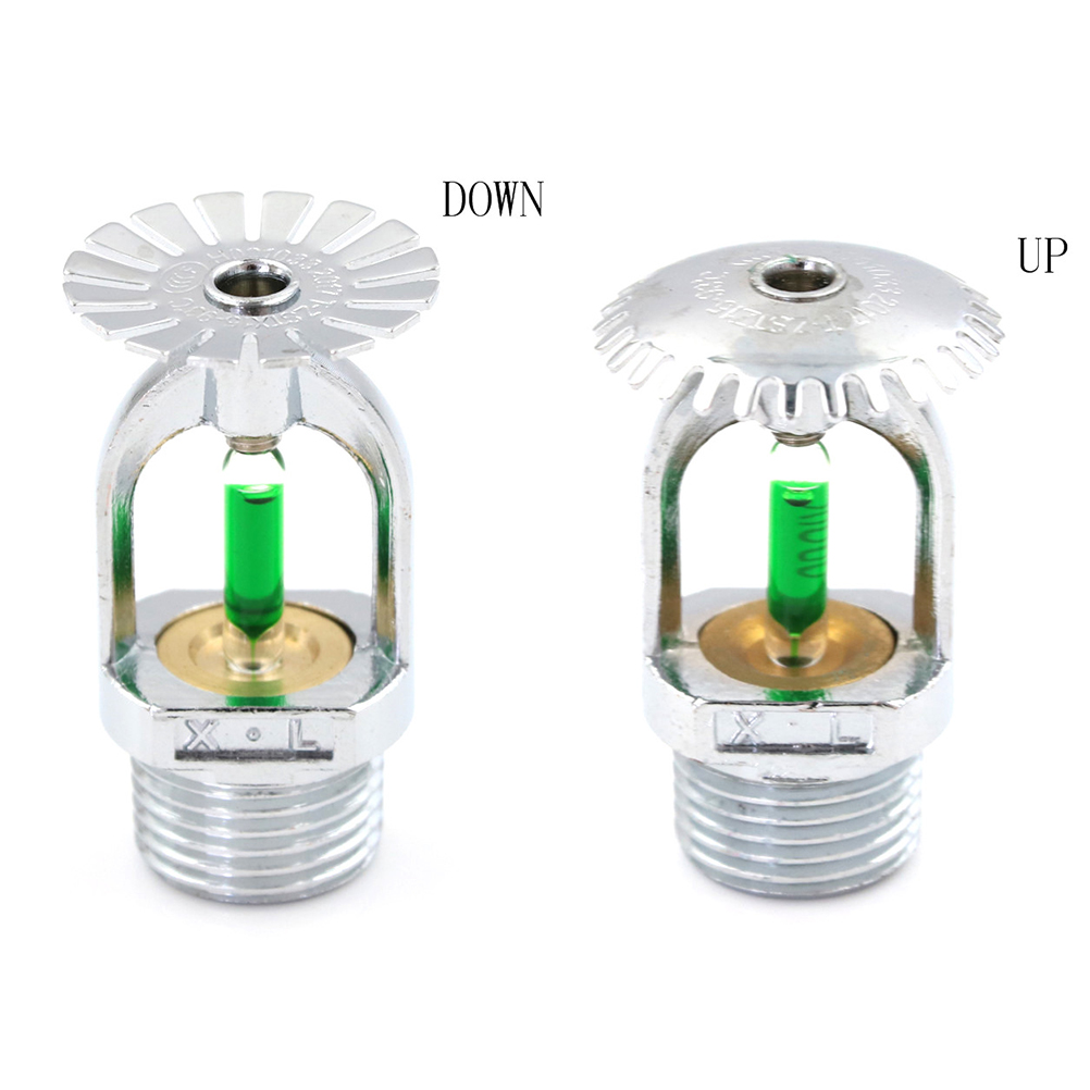 1/2 Inch 93 Degrees Upright/Pendent Fire Sprinkler Head For Fire Extinguishing System Protection Fire Sprinkler Head