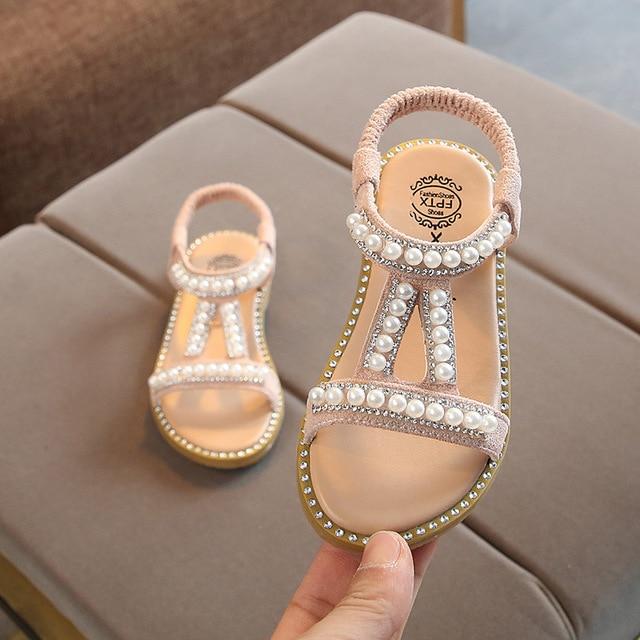 Pretty Toddler Girl Sandals 4