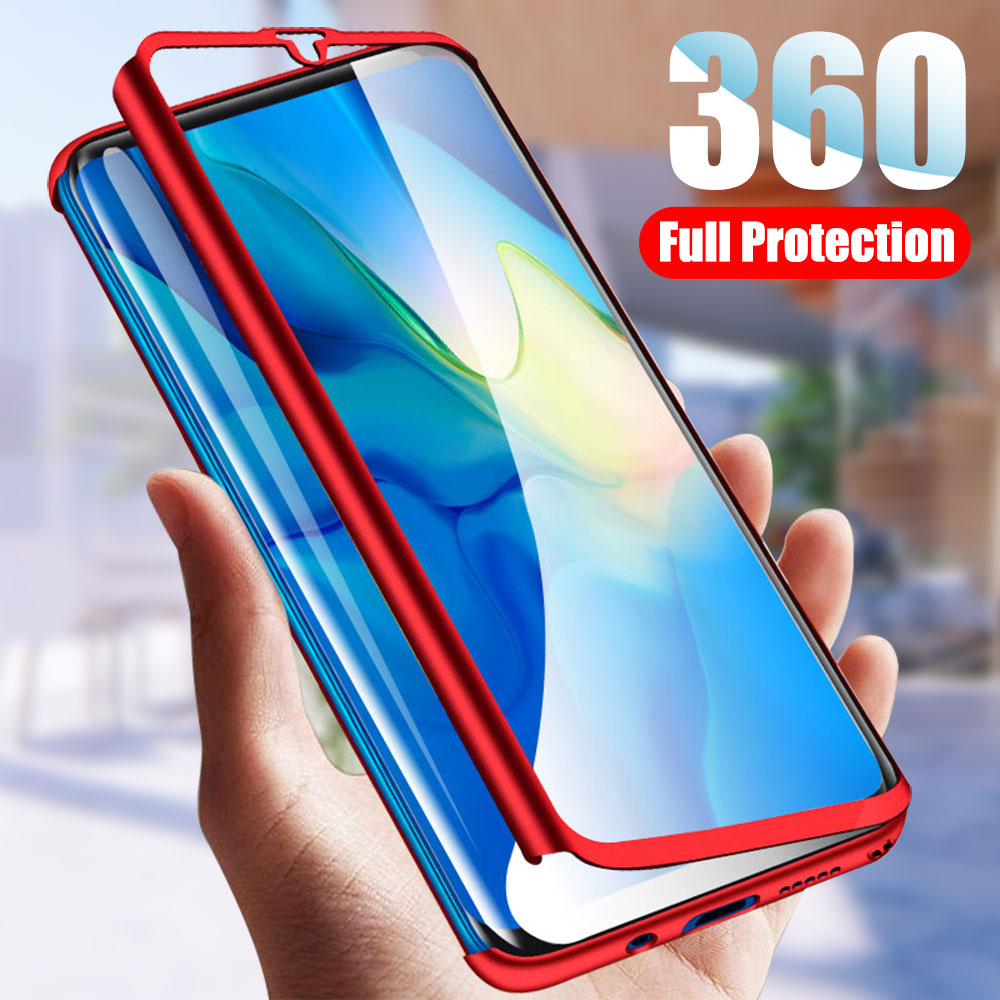 360 Full Shockproof Phone Case For Huawei P30 Pro P20 Lite Y5 Y6 Y7 Y9 2019 Mate 20 Nova 3 4 5i Honor 10i 20 8x 9x 8a Case Cover image