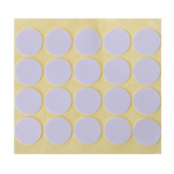 20 szt Knot naklejki dwustronne piankowe kropki DIY świece akcesoria do rękodzieła tanie i dobre opinie Z tworzywa sztucznego