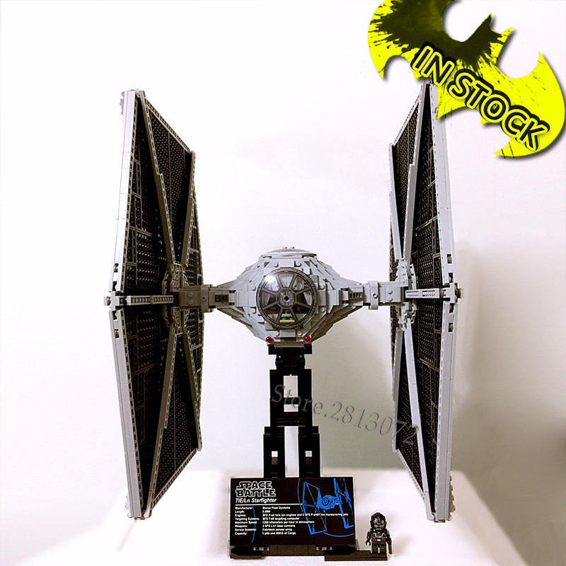 TIE Fighter In Stock 05036 Star Series Wars 1685Pcs Mobile Building Block Bricks Toy Compatible With 75095 35007