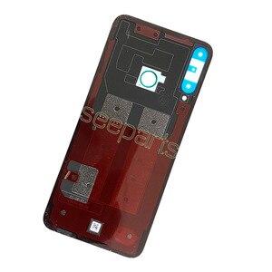 Image 5 - 100% originale Vetro Posteriore Dellalloggiamento del Portello Per Huawei P40 Lite E Posteriore della copertura di Batteria di Ricambio P40 Lite E Back cover