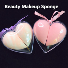 Buffer-Puff-Set Makeup-Sponge Brush Skin-Care-Tool Foundation Facial-Cleanser Beauty