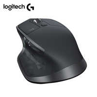 Logitech MX Master 2S bluetooth wireless mouse with logitech FLOW dual connectivity for laptop pc gaming mouse gamer no box