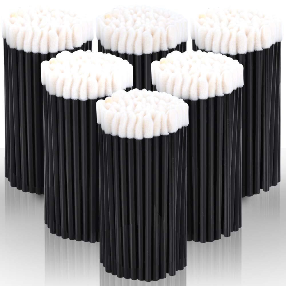 500/1000 PCS Disposable Lip Brush Women Accessories Wholesale Lipstick Gloss Wands Applicator Perfect Best Make Up Tool HottingEye Shadow Applicator   -