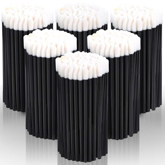 500/1000 PCS חד פעמי שפתיים מברשת נשים אביזרי סיטונאי שפתון גלוס שרביטים מוליך מושלם הטוב ביותר איפור כלי Hotting