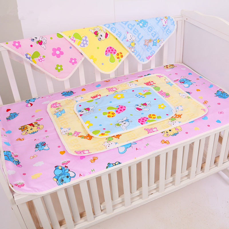 Clearance!!! Baby Changing Pads Portable Infant Washable Diaper Nappy Urine Mat Kid Waterproof Bedding Changing Pads Covers