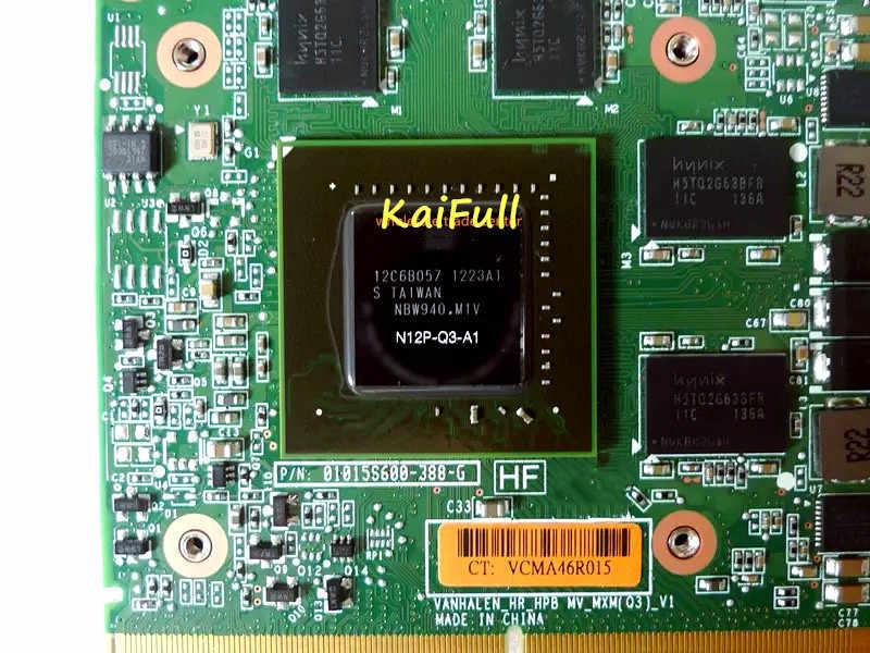 العلامة التجارية الجديدة Quadro 2000 متر Q2000M N12P-Q3-A1 بطائق جرافيك الفيديو GPU 2 جيجابايت ل HP 8540 واط 8540P 8560 واط DELL M4600 M4700 شحن سريع
