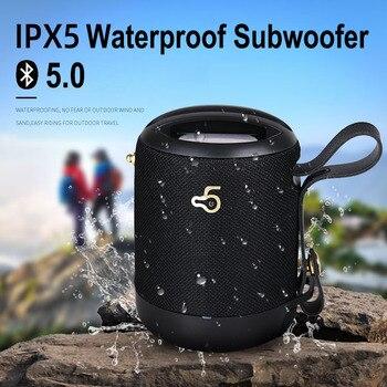 цена на Mini Portable Wireless Bluetooth Speaker Outdoor Stereo Bass USB/TF/FM Radio Audio Wireless Speaker Bluetooth For Mobile Phone
