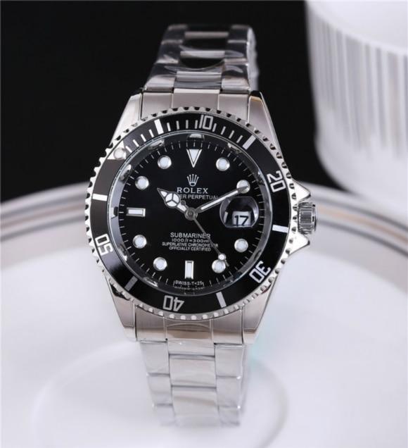 Womens Watches Gift Gold A00001 Rolex-Luxury Casual Fashion High-Quality Brand Men Quartz