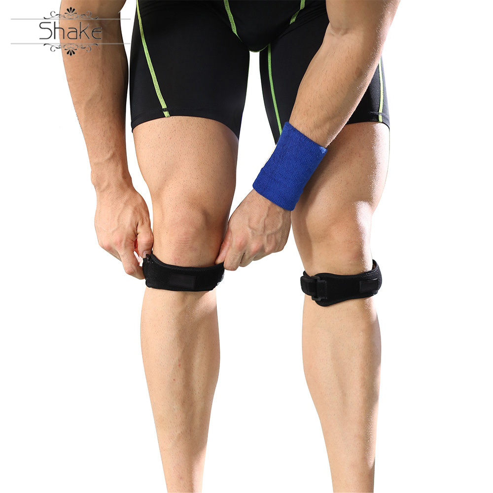 HEHE Patella Strap Knee Brace Support For Men And Women Sports, Arthritis, ACL, Running, Basketball, Meniscus Tear, Athletic