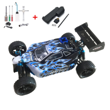HSP RC Car 1:10 Scale 4wd RC Toys Two Speed Off Road Buggy Nitro Gas Power 94106 Warhead High Speed Hobby Remote Control Car hsp rc car 1 10 scale nitro power 4wd remote control car 94106 off road buggy high speed hobby car similar redcat himoto racing