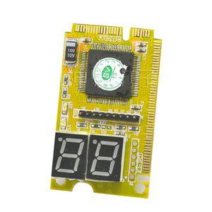3 в 1 PCI/PCI-E/LPC Мини PC анализатор для ноутбука тест-er Модуль диагностический пост тест-карта электронная плата PCB светодиодный дисплей