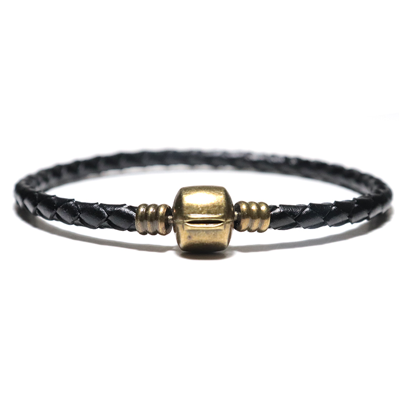 Bracelet cuir minimaliste 1