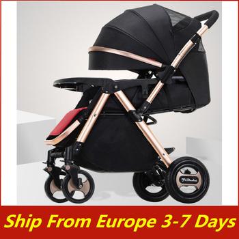 Dla dzieci składany na cztery koła wózek lekki przenośny podróży wózek wózek dziecięcy noworodka dziecięcy wózek nosidło wózek dziecięcy tanie i dobre opinie W wieku 0-6m 7-12m 13-24m 25-36m CN (pochodzenie) 0-25kg