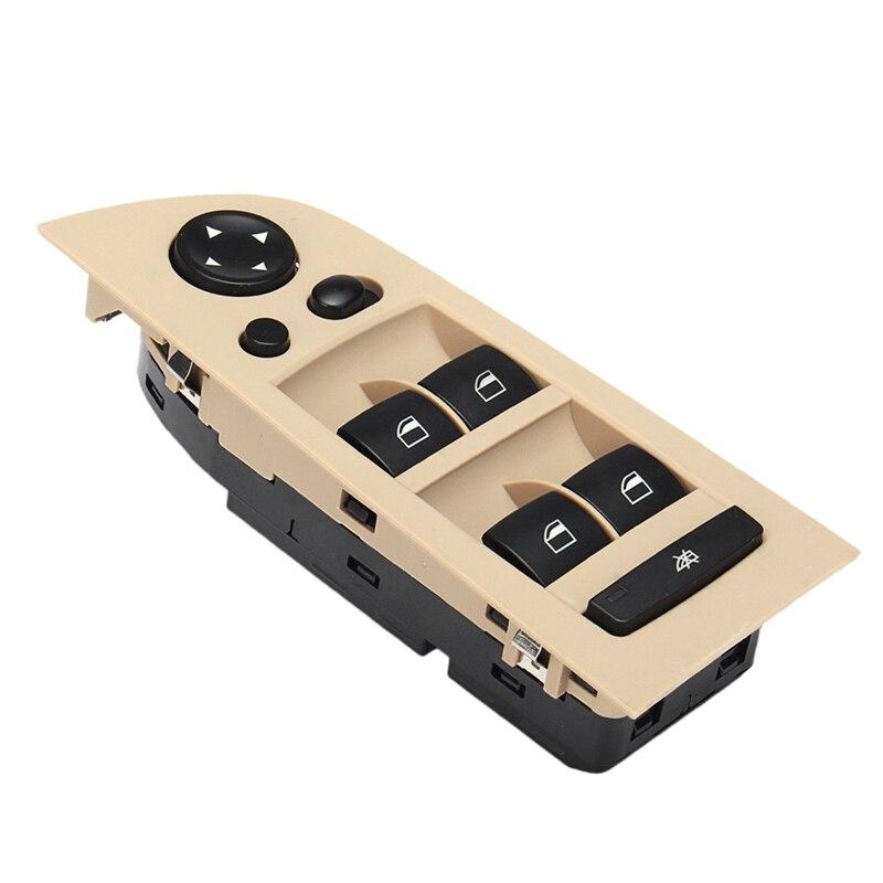 Left Front Main Power Window Switch Control For Bmw E90 325I 328I 330I 335I M3 61319217329