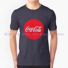 Garrafa de coca-cola design legal camiseta na moda bebidas de cola bebida logotipo refrigerantes refrigerantes refrigerantes refrigerantes