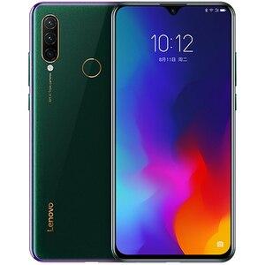 Image 2 - הגלובלי גרסת Lenovo K10 הערה טלפונים סלולריים 6.3 אינץ 2340*1080 4050mAh אחורי מצלמה 16.0MP + 8.0MP + 5.0MP מים זרוק מסך טלפון