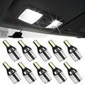 T10 светодиодный W5W 194 огни автомобиля интерьерные лампочки для SAAB 9-3 93 9-5 9 3 9000 9 5 MG ZS 350 GS GT HS TF ORKINA
