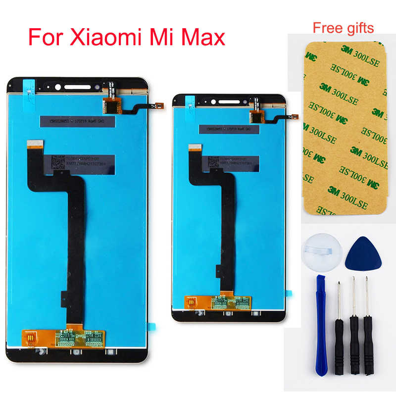 For Xiaomi Mi Max Mi Max 1 LCD Display Panel Module + Touch Screen Digitizer Sensor Assembly