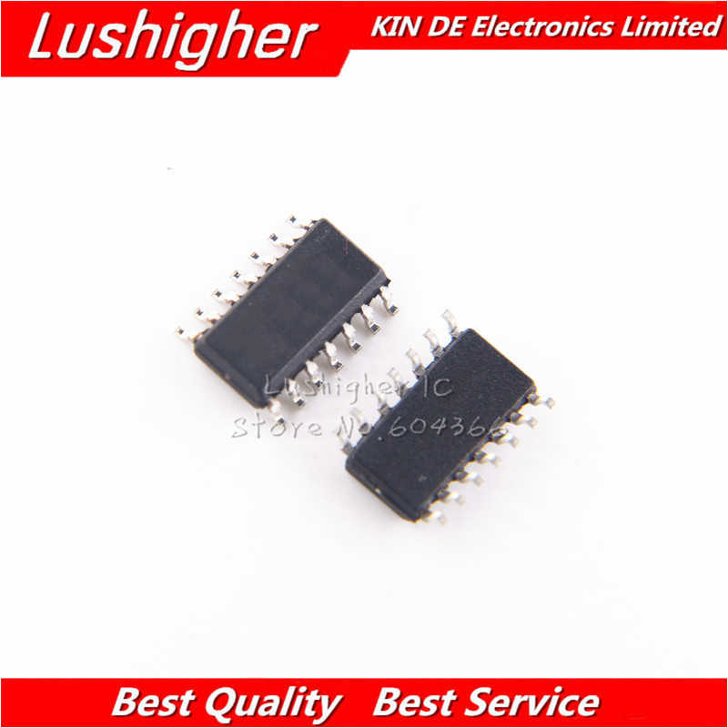 10PCS NE556DT SOP14 NE556 SOP NE556D 556DT SMD New and Original IC