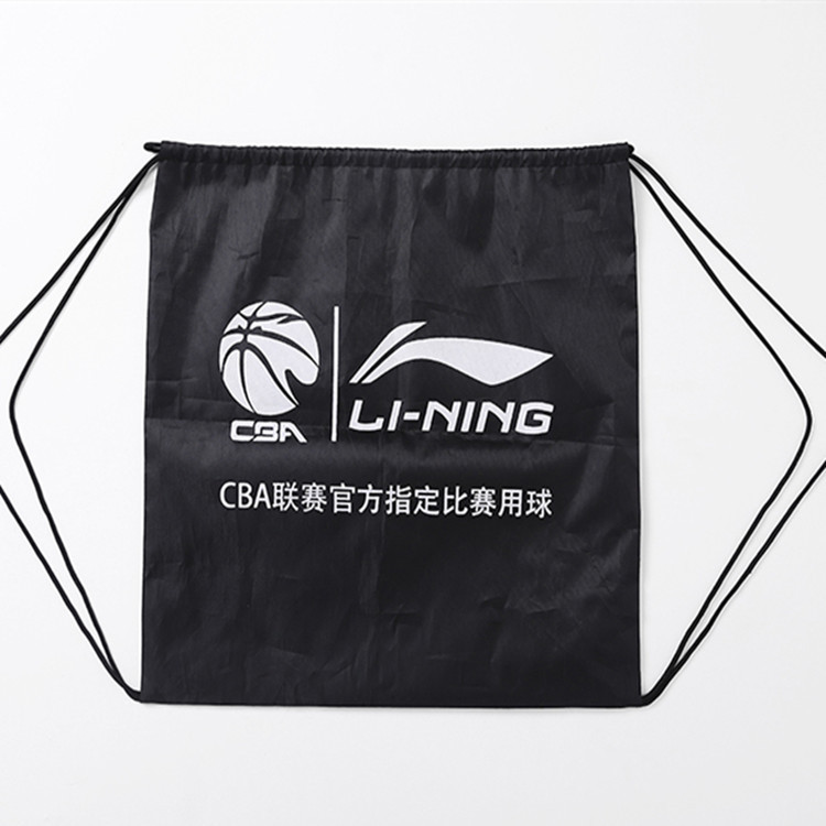 Fully Drawstring Top Basketball Soccer Package Basketball Zu Qiu Dai Outdoor Sports Shoulder Sports Bag Customizable