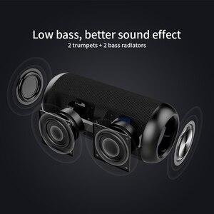 Image 3 - Mifa A8 głośnik Bluetooth 30W dźwięk radia z IPX7 wodoodporny 12H czas odtwarzania doskonały dźwięk na kemping sporty plażowe impreza przy basenie