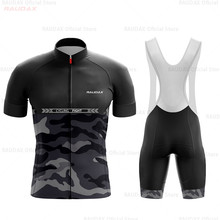 Cycling Jersey 2021Pro Team Summer Short Sleeve Set MTB Maillot Ropa Ciclismo Uniforme Quick-dry Men Bike Wear Cycling Clothing