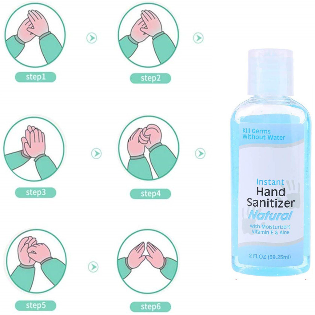 Portable Quick-drying Hand Sanitizer