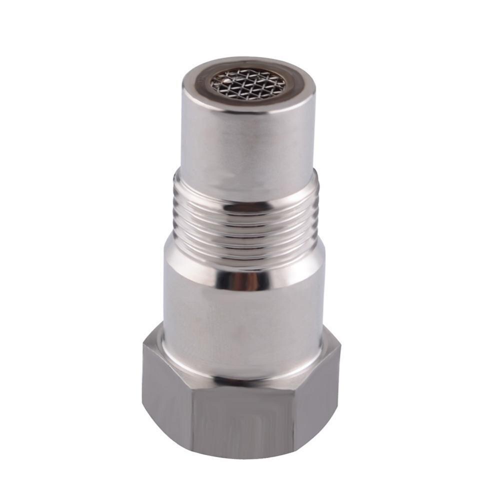 Neue 1Pcs sauerstoff O2 sensor spacer adapter stecker katalysator feste inspektion motor licht