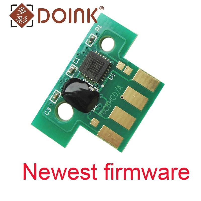 4pcs BK-8K CMY-4K 70C2XK0  70C2XC0 70C2Xm 70C2XY0 CS510 070C1XK0 70C8XK0 chip for Lexmark CS510de/dte CX510DE CX510DTHE CX510DHE
