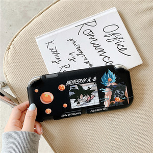 Image 3 - Fashion Cute Cartoon Anime Case For Nintendo Nintend Switch NS NX Cases Cute Silicone Back Cover For Switch Lite Game Case Funda
