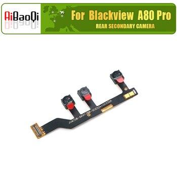 Blackview A80 Pro Originale 2.0MP + 0.3MP + 0.3MP Vice Fotocamera Posteriore Posteriore di Riparazione Della Macchina Fotografica Parti di Ricambio  Telefono