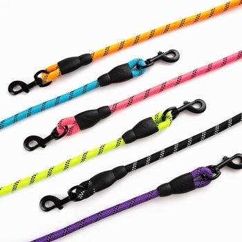 Nylon Training Dog Leash Webbing Recall Long Lead Line Pet Traction Rope Great for Teaching Camping Backyard 5