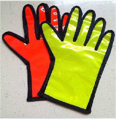 Reflective Lattice Gloves Traffic Safe Command Antifreeze Homework Reflective Working Gloves