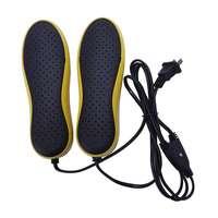 Portable Electric Shoe Dryer 220V Dehumidification Sterilization Dehumidificate Shoes Baked Dryer for Footwear 20W (US Plug)|Shoe Racks & Organizers| |  -