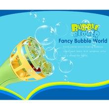 Máquina de Burbujas de jabón eléctrico para niños, varitas de Burbujas, soplador automático, juguetes al aire libre, máquina de juego de verano, juguetes para hacer Burbujas