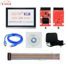 Original R270+ V1.20 Auto CAS4 BDM Programmer R270 CAS4 BDM Programmer Professional for bmw key prog